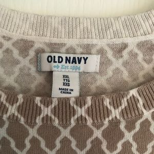Old Navy Sweaters - 3/4 sleeve lightweight sweater